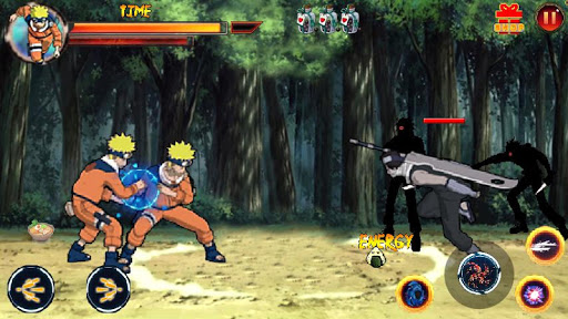 Ninja shinobi Ultimate battle Storm