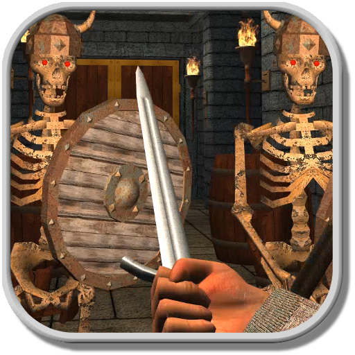 Old Gold 3D: Dungeon Quest RPG