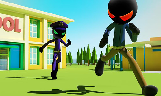 Stickman Highschool Escape