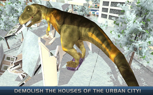 The Last Dinosaurs : Urban Destroyer