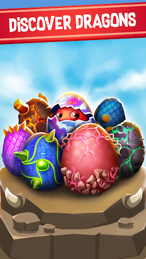 Tiny Dragons - Idle Clicker Tycoon Game Free