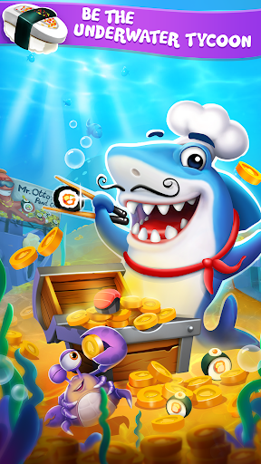 Tiny Sharks Idle Clicker