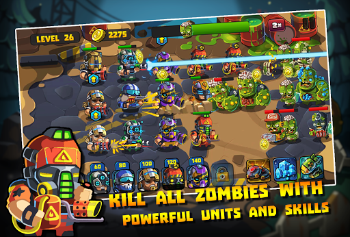 Zombie Rising: Dead Frontier