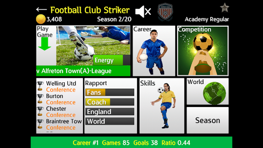 Football Club Striker