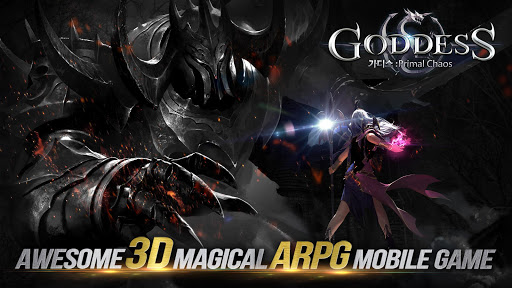 Goddess: Primal Chaos - English 3D Action MMORPG