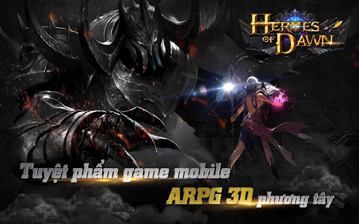 Heroes of Dawn - VN vs TH