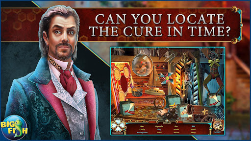Hidden Object - Chimeras: Mortal Medicine