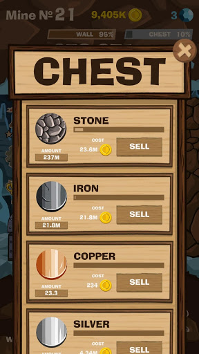 SWIPECRAFT - Idle Mining Game