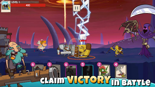 Be Castle Defense: Tower Crush, Tower Conquest
