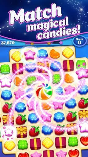 Crafty Candy – Match 3 Adventure