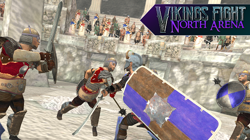 Vikings Fight: North Arena