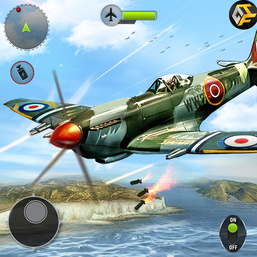 Plane Fighting Games >> Airplane Fighting Ww2 Survival Air Shooting Games V1 3 Mod Apk