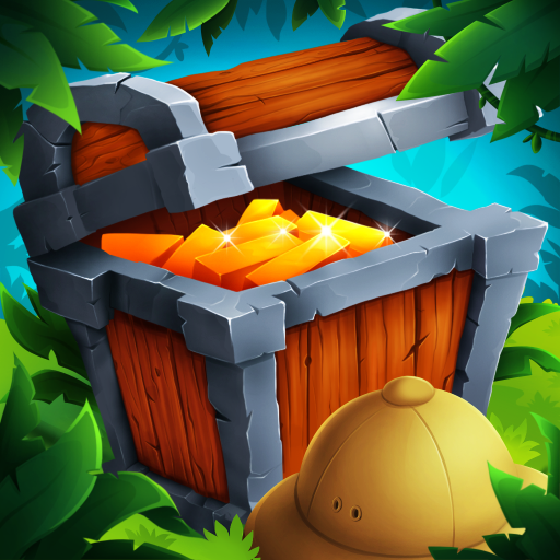 Diggy Loot: Dig Out - Treasure Hunt Adventure Game