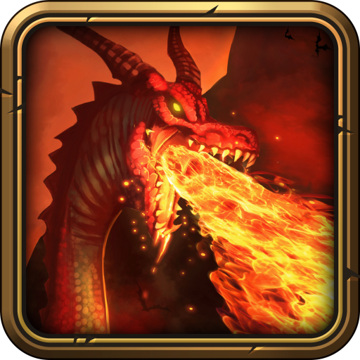 Dragon League - Clash of Mighty Epic Cards Heroes