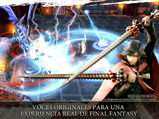 Final Fantasy Awakening(PT&ES)