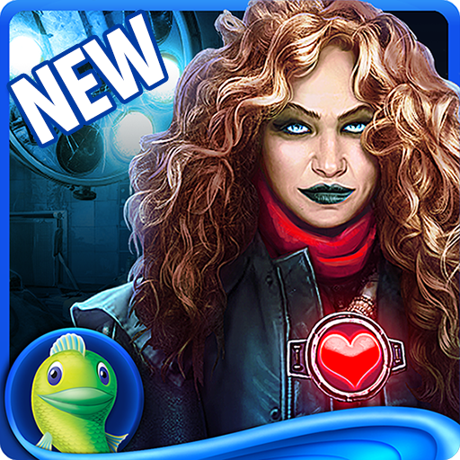 Hidden Object - Mystery Trackers: Queen of Hearts