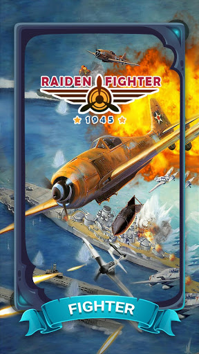 Raiden Fighter - Striker 1945 Air Attack Reloaded