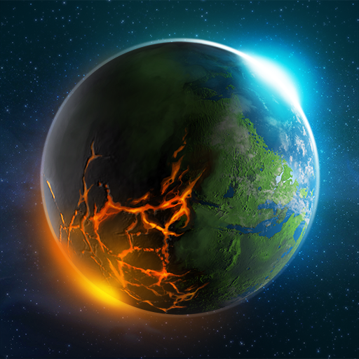 TerraGenesis – Space Colony v5.17 (Mod Apk) logo