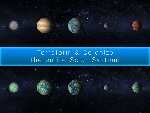 TerraGenesis - Space Colony