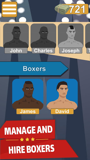Boxing Promoter