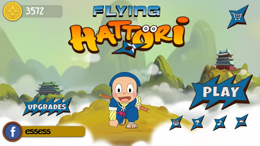 Flying Hattori
