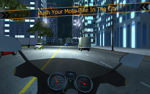 Furious City Moto Bike Racer
