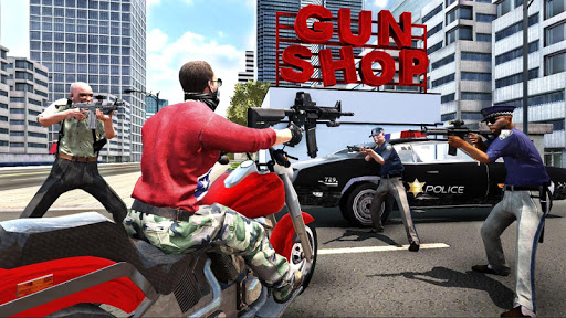 Grand Action Simulator - New York Car Gang
