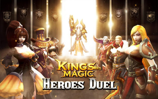 Kings and Magic: Heroes Duel