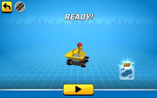 LEGO® City game - new Mining vehicles!