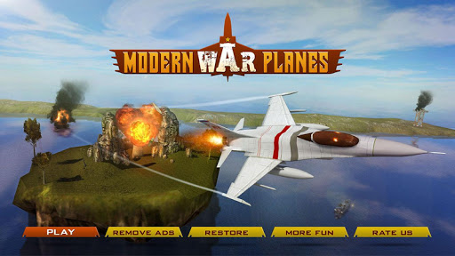Modern Warplanes Air Combat 3D
