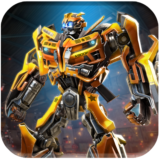 Robot Fighting Games: Real Transform Ring Fight 3D V1.4