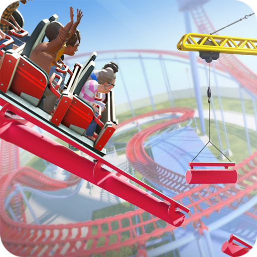 Roller Coaster Construction SIM