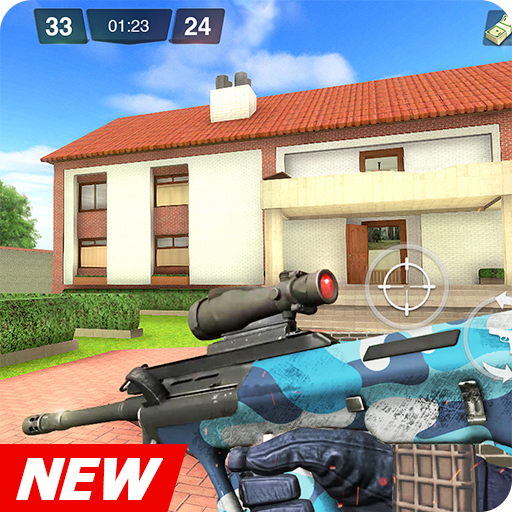 Special Ops: Gun Shooting – Online FPS War Game v2.9 (Mod Apk Money) logo