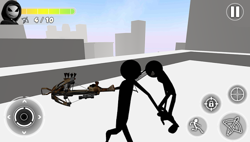 Stickman Crossbow