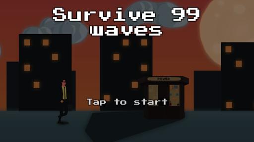 Survive 99 Waves