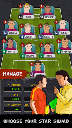 The Boss: Football League Soccer Management