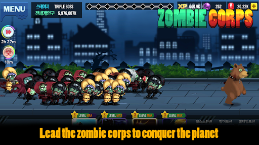 Zombie Corps - Idle RPG