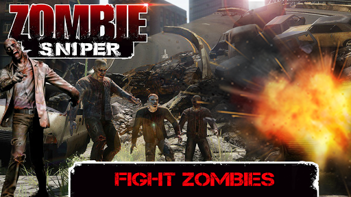 Zombie Sniper - Last Man Stand