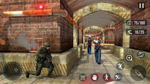 Army Commando Attack – Survival War