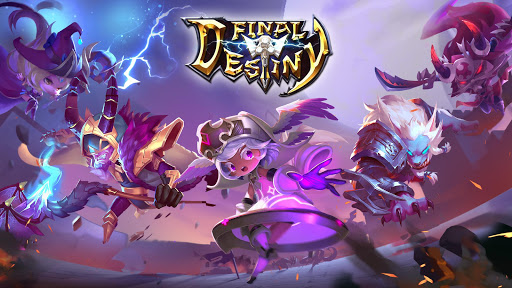 Final Destiny: Summoners' Fantasy Wars 3D MMORPG