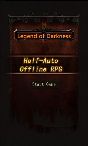 Legend of Darkness-Offline RPG