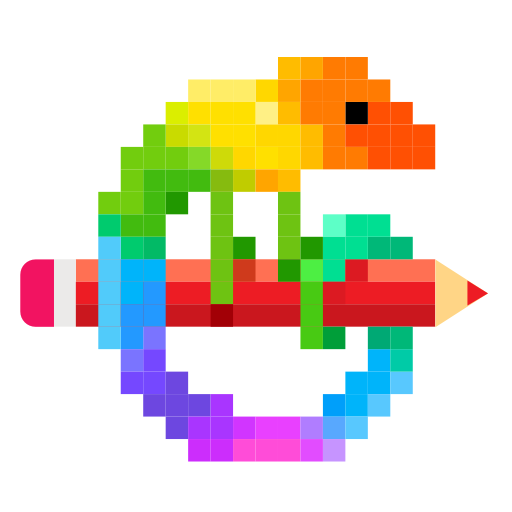 Pixel Art Color By Number Game V6 1 1 Mod Apk Apkdlmod