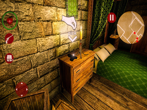 Scary Castle Horror Escape 3D