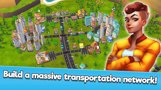Transit King Tycoon – Transport Empire Builder v2 12 (Mod