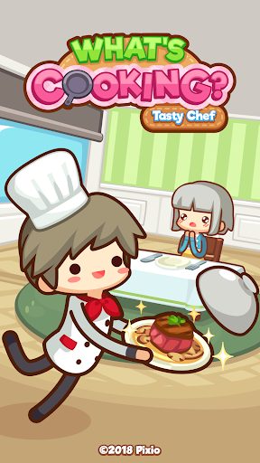 What's Cooking?- Tasty Chef