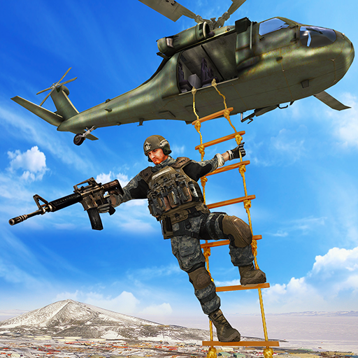 Air Force Shooter 3D - Helicopter Games