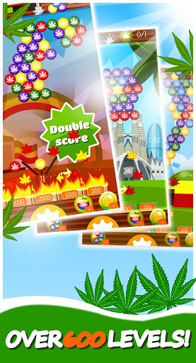 Bubble Weed Rasta Marijuana Shooter