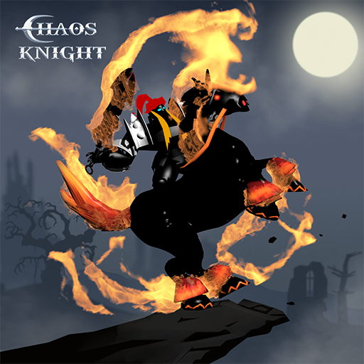 Chaos Knight: Ninja warrior, shadow fight game