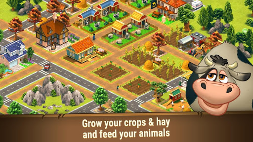 Farm Dream: Village Harvest - Town Paradise Sim