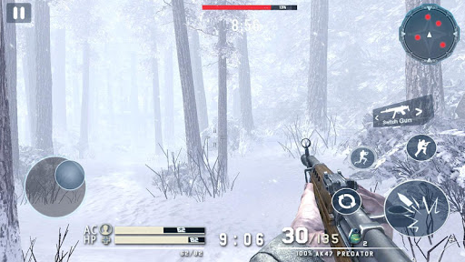 Frontline Sniper Shoot Action Battleground FPS